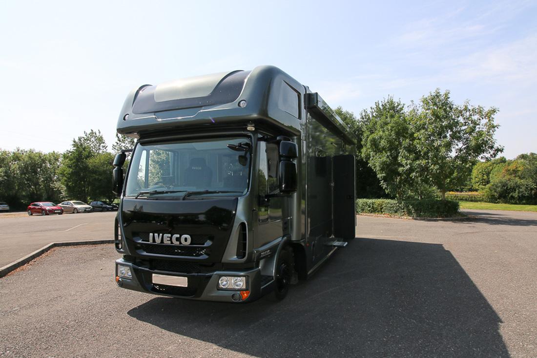 Truck Conversion