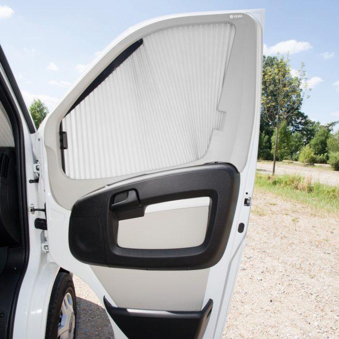 Fiat Ducato Remi IV Side Panels X Grey